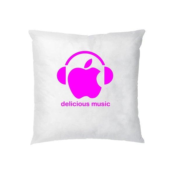 Подушка Delicious music