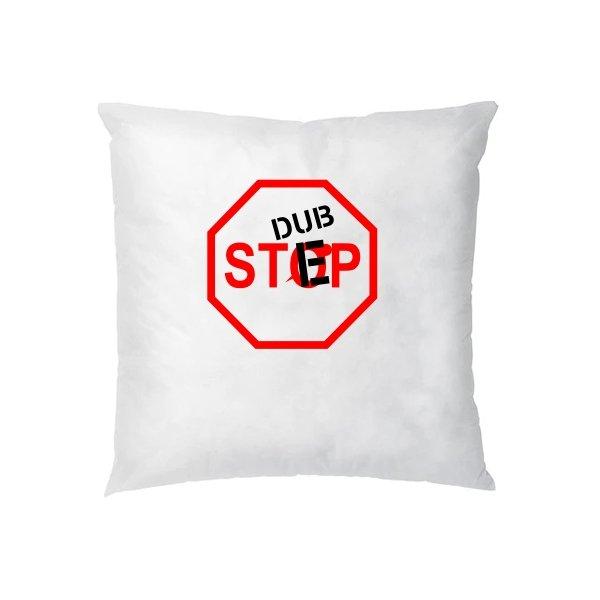 Подушка Знак Dupstep