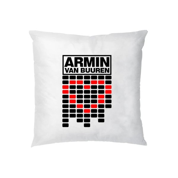 Подушка Armin van Buuren сердце