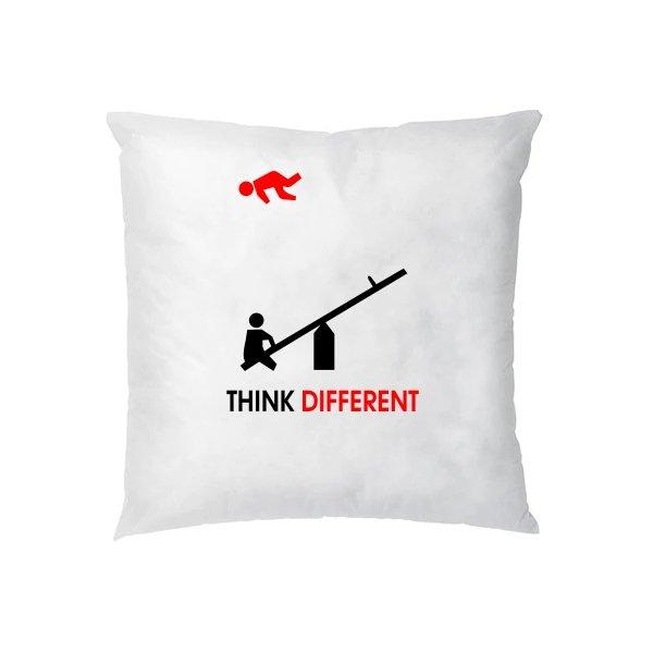 Подушка Думай по-другому