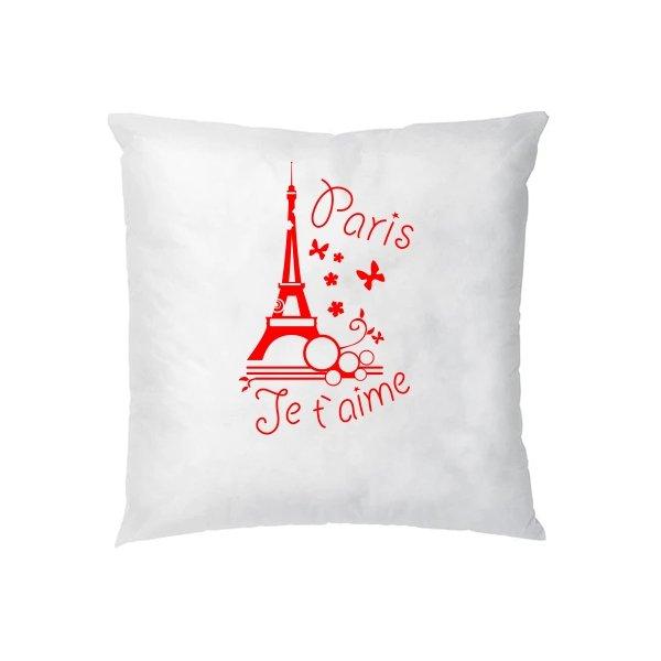 Подушка Люблю Париж