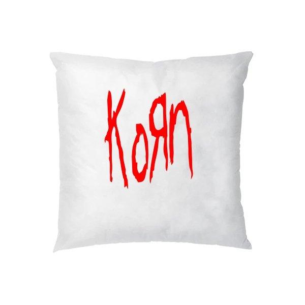 Подушка С группой Korn