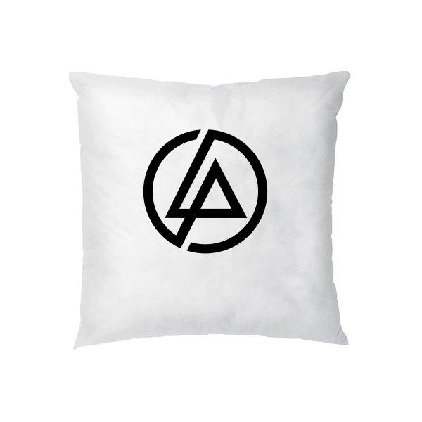 Подушка С логотипом Linkin Park