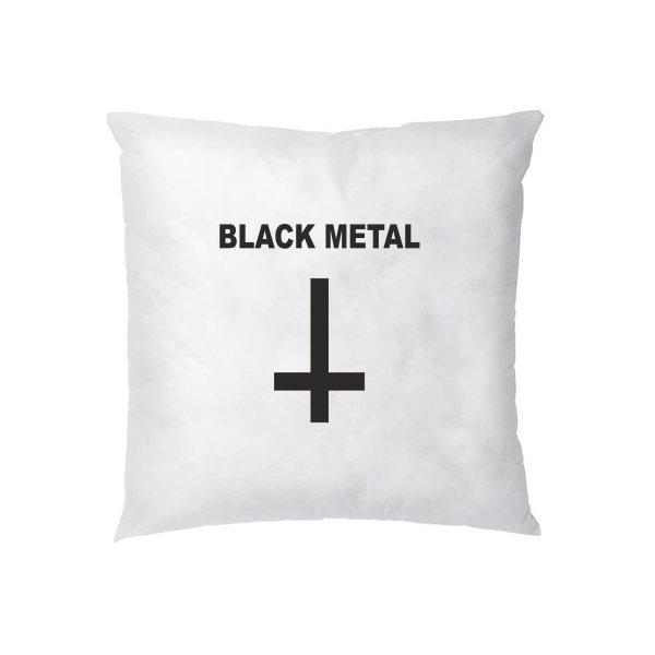 Подушка Black Metal