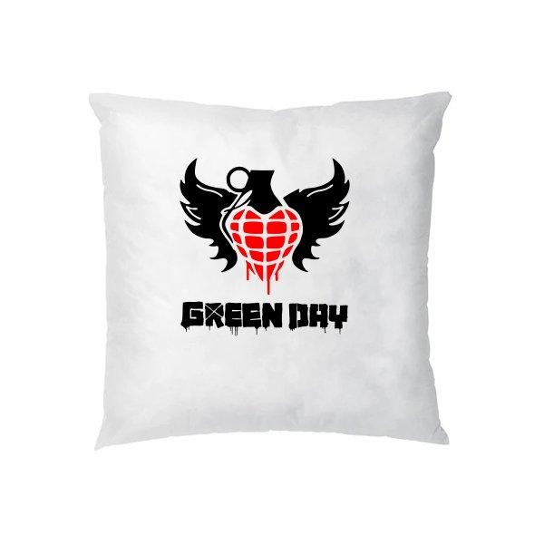 Подушка Green Day