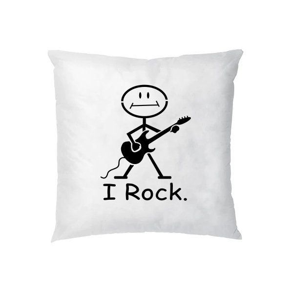 Подушка I Rock