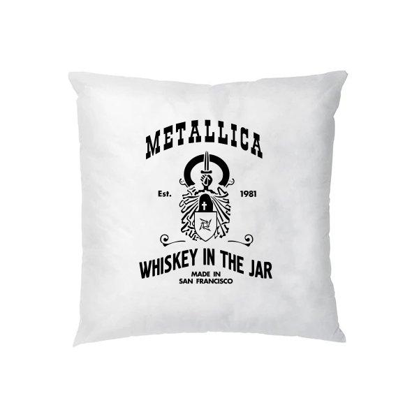 Подушка с Металликой