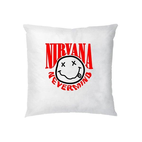 Подушка Nirvana Nevermind