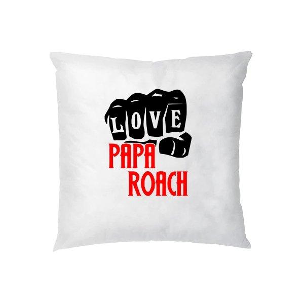Подушка Papa Roach