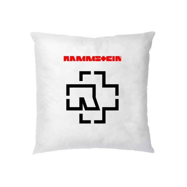 Подушка Rammstein