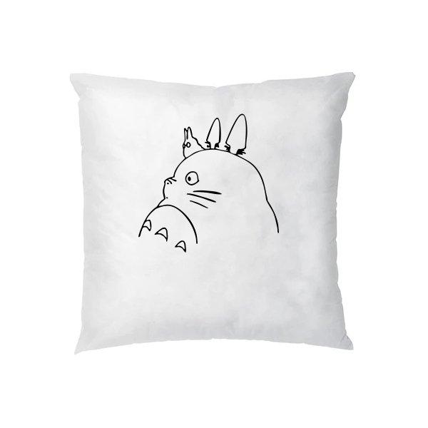 Подушка с рисунком Тоторо