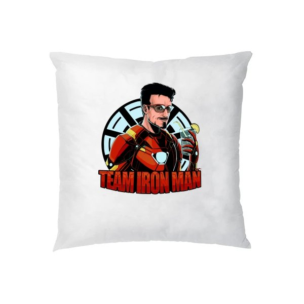 Подушка Команда Железного Человека