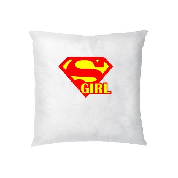 Подушка Super Girl