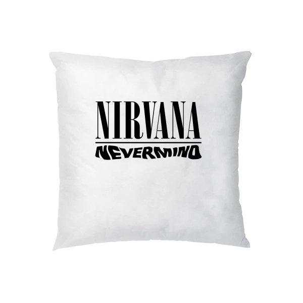 Подушка Группа Nirvana Nevermind