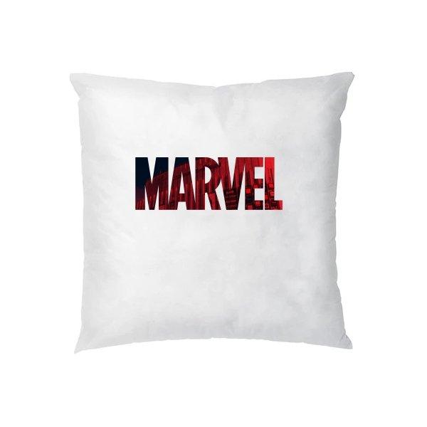 Подушка Marvel logo