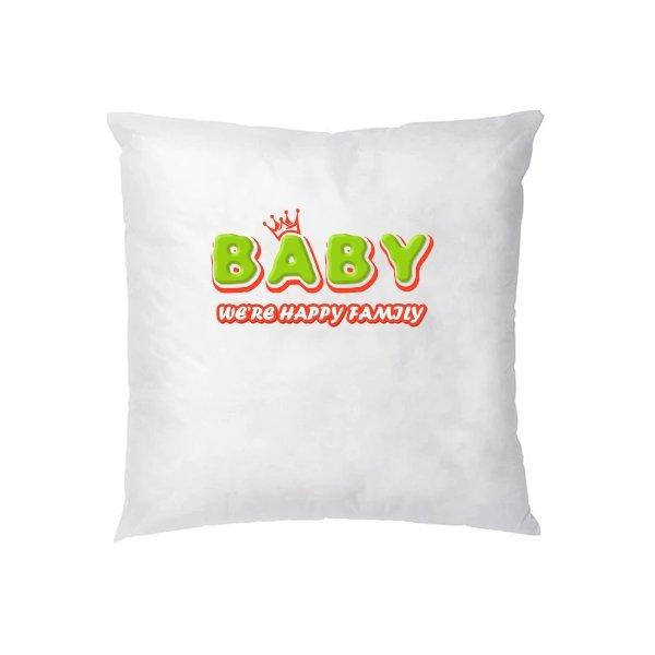 Подушка Ребенок счастливой семьи