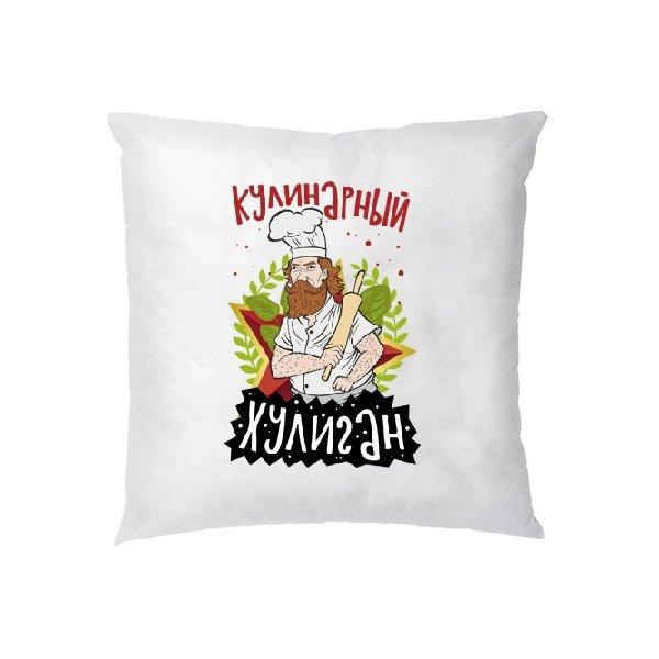 Подушка кулинарный хулиган