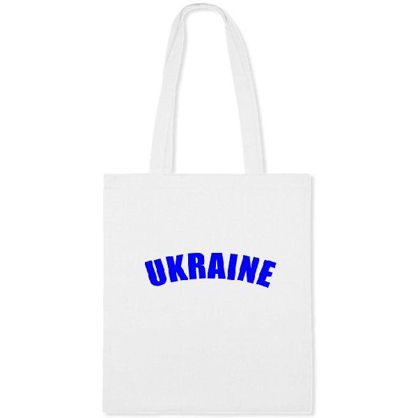 Сумка Надпись Ukraine