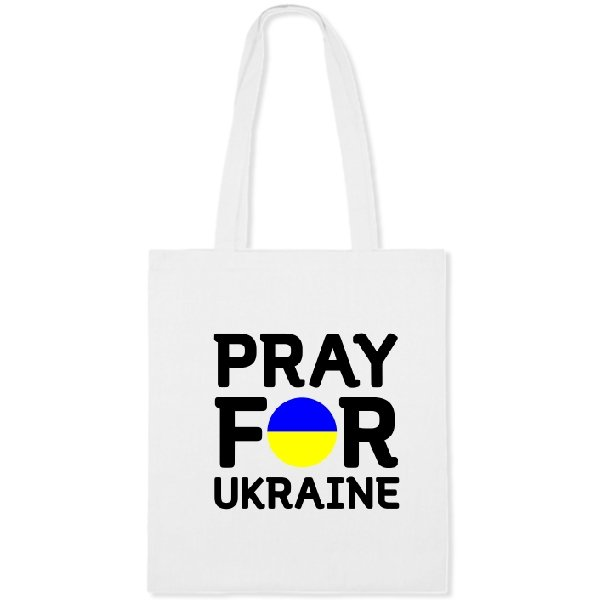 Сумка Молись за Україну