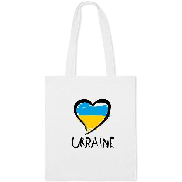 Сумка Сердце Ukraine