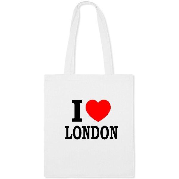 Сумка Я люблю Лондон
