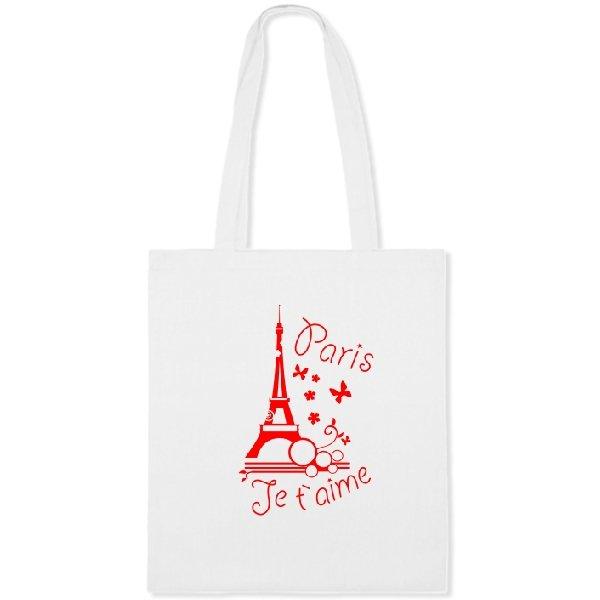 Сумка Люблю Париж