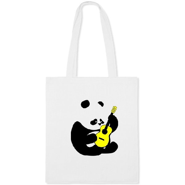 Сумка Панда с Гитарой