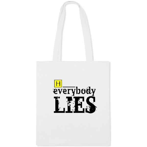 Сумка Доктор Хаус Everybody Lies