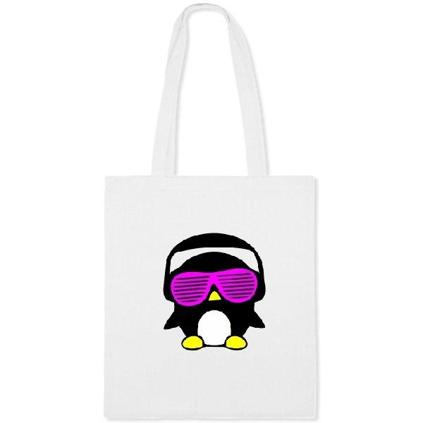 Сумка Кислотный Пингвин