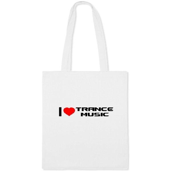 Сумка I Love Trance Music