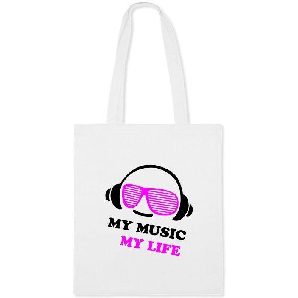 Сумка Моя Музыка - Моя Жизнь