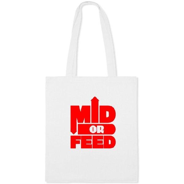 Сумка Mid or Feed