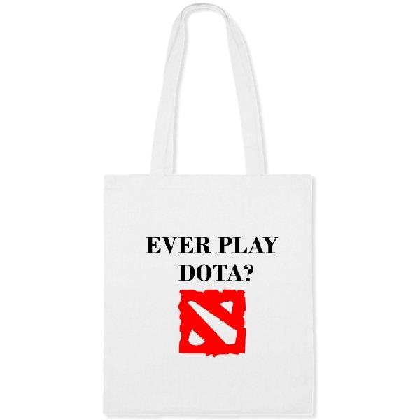 Сумка Ever play Dota