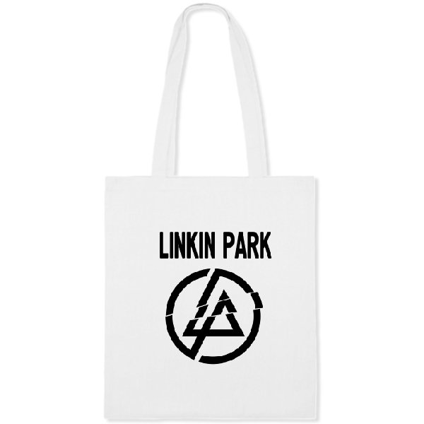 Сумка Линкин Парк логотип