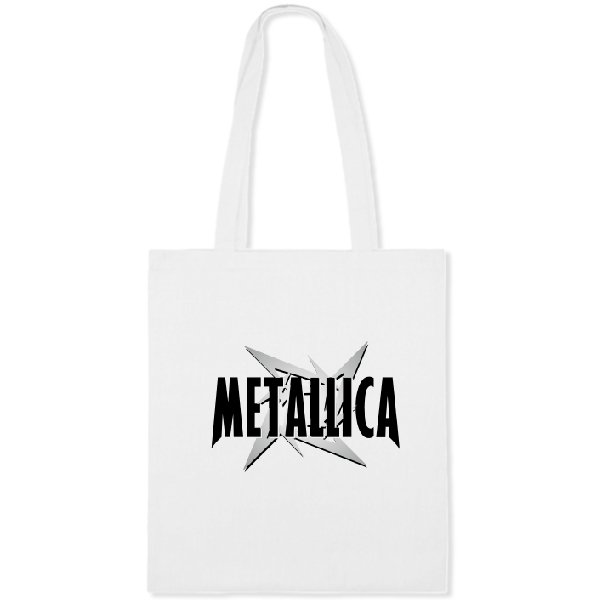 Сумка Metallica logo