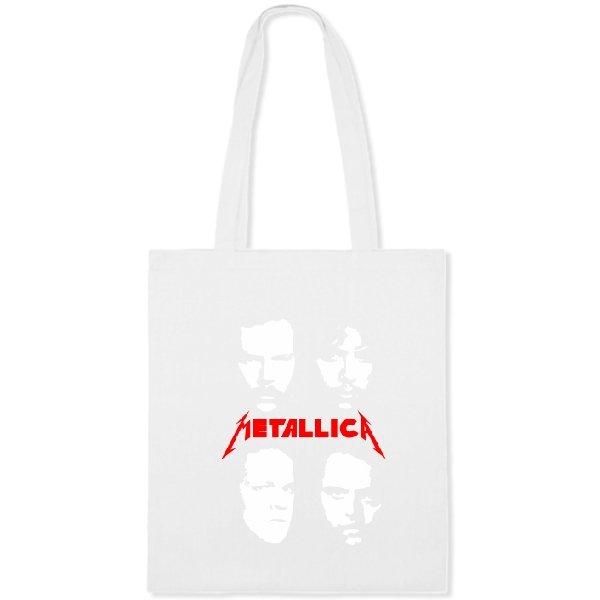 Сумка Metallica лица