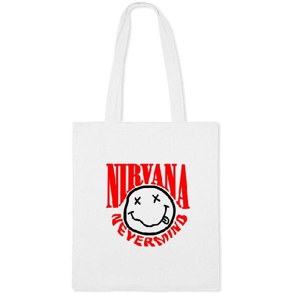Сумка Nirvana Nevermind