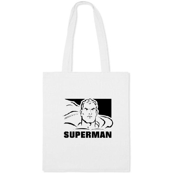 Сумка с Суперменом