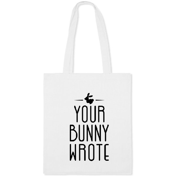 Сумка Ваш Кролик написал