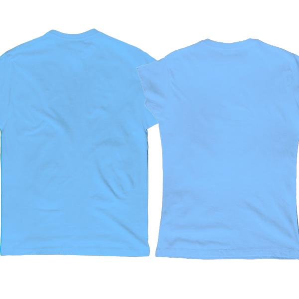 Парные футболки Котик и Кошечка
